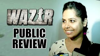 Wazir Full Movie - PUBLIC REVIEW