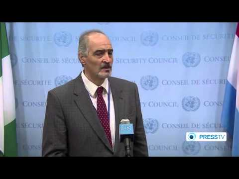 UN Security Council Acknowledges Terrorism in Syria