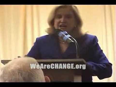 WeareCHANGE Confronts Congresswoman Carolyn Maloney