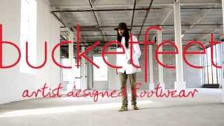 BucketFeet on the Business of Sneakers and Art