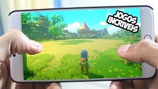 Os 50 Melhores Jogos MUNDO ABERTO para Android 2018