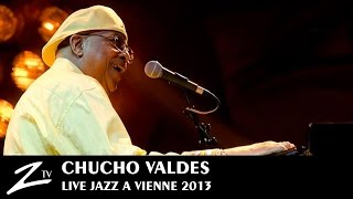 "Chucho Valdes & Concha Buika ""Siboney, My one and only love & Santa Cruz"" - Jazz à Vienne 2013"
