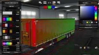 Euro Truck Simulator 2✘(NOUVEAU 1.32)✘[Multiplayer] ✘ Zork MoDz V6 ◄ [FR]