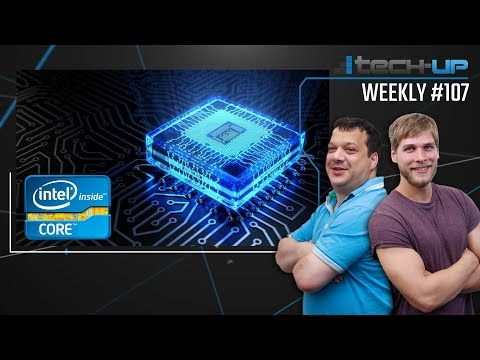LEAK: Neue INTEL-CPUs | Super-AKKU von Samsung | 14-jähriger Cheater VERKLAGT | Tech-up Weekly #107