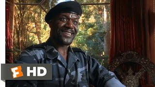Congo (3/9) Movie CLIP - Stop Eating My Sesame Cake! (1995) HD