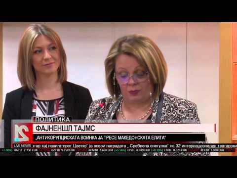 Tv21 Live News MKD  30.04.2016