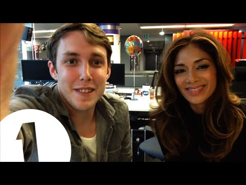 Chris Stark's Beauty Vlog featuring Nicole Scherzinger
