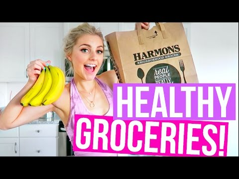 HEALTHY GROCERY HAUL!