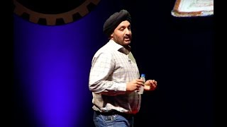 How Blockchain can transform India | Jaspreet Bindra | TEDxChennai