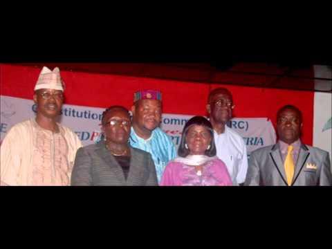 Liberia CRC Meeting in Metro  Atlanta