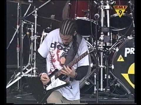 Machine Head Dynamo Open Air 1995