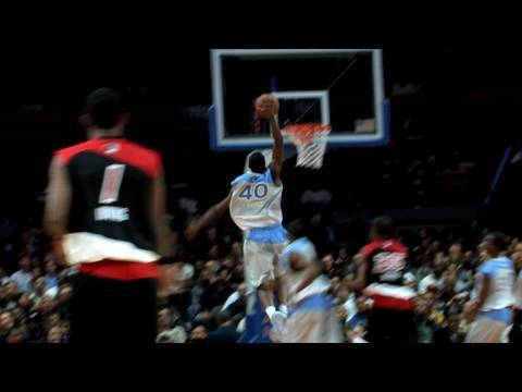 Harrison Barnes OFFICIAL Ballislife Mixtape! Domniates Throughout His High School Career