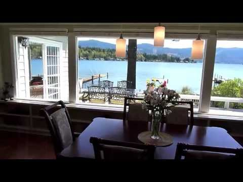 Lake Whatcom Bellingham Homes For Sale! 1514 Fairview Bellingham WA 98229