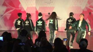 Hong Kong Best Dance Crew-Sep 18 2015-Fe-Style Ranger