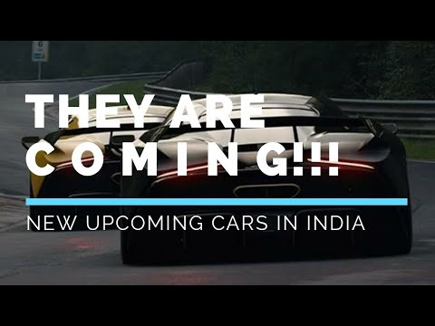 Upcoming Cars in India (2017)