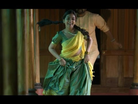 Nazriya Nazim Hot Navels video