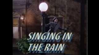 Singing In The Rain Movie Trailer
