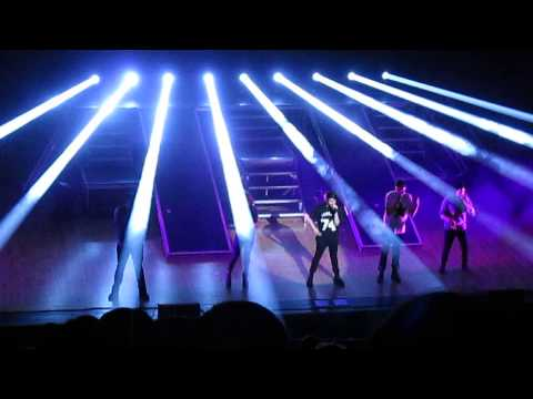 Pentatonix - Evolution of Beyonce - LA Orpheum 3/2/14