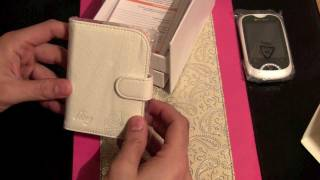 Micromax Bling 2 A55 Android 2 2 Ladies Phone Unboxing Hands On   Exclusive   HD