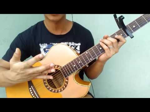 Part3(TUTORIAL) Shape Of You - Guitar Fingerstyle(E_D S-h-e-e-ran)