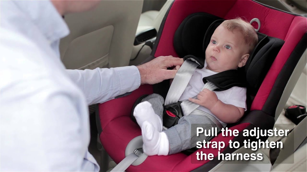 Britax Baby Car Seat Used