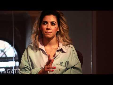 Marina & the Diamonds interview in Toronto