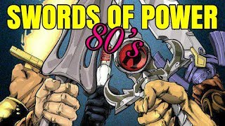 Top 5 Swords of Power from the 80's