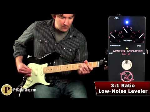 Keeley GC-2 Limiting Amplifier / Compressor thumbnail