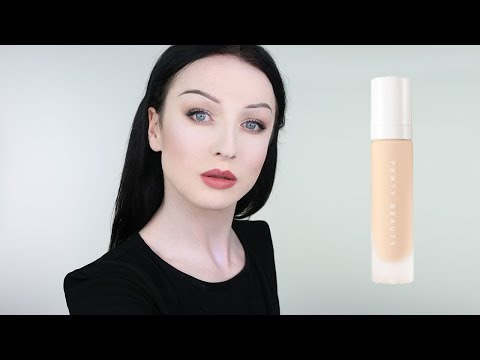 THE PALEST SHADE - Fenty Beauty Pro Filt'r Review   John Maclean