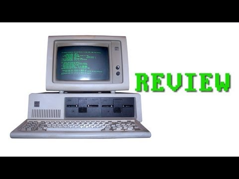 LGR - IBM PC 5150 Vintage Computer System Review