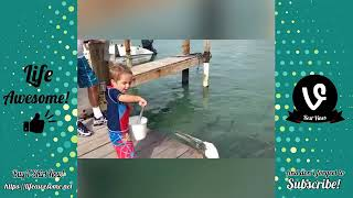 TRY NOT TO LAUGH CHALLENGE !!! FUNNY KIDS FAILS COMPILATION (NEW 2018)