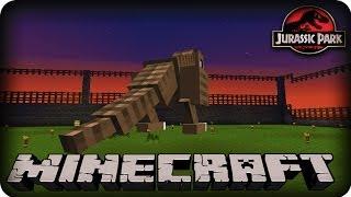 Minecraft Mods - Dinosaurs Mod - SEASON 2 - Ep # 39 'FAREWELL DINO LAND!!'