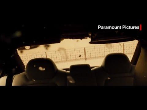 Tom Cruise takes Simon Pegg for a wild ride!