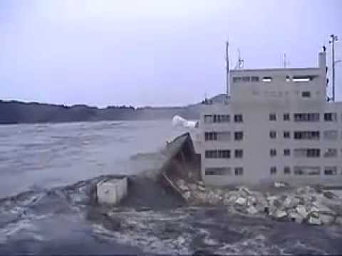 The Most Shocking Video Of The Tsunami In Japan video