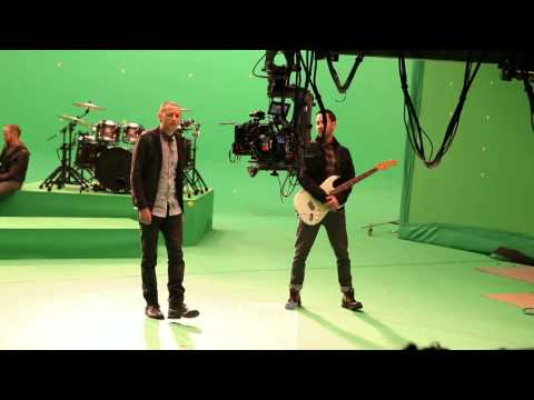 Linkin Park castle Of Glass Music Video (behind The Scenes) video