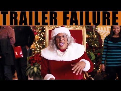 TRAILER FAILURE - A Madea Christmas