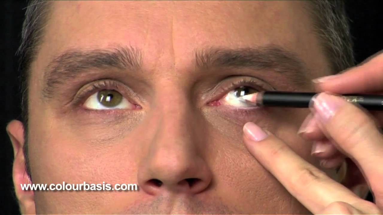 White Eyeliner Tumblr White Eyeliner For Men
