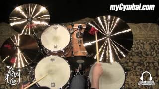 """Paiste 20"""" 2002 Ride Cymbal (1061620-1032515B)"""