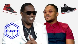 Master P and Romeo Say Michael Jordan Wanted to Call the Cops on Them | Full Size Run