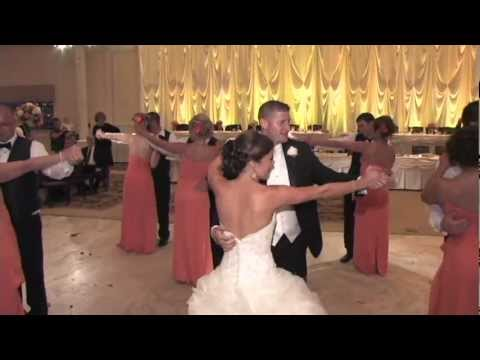 Best Bridesmaid Groomsmen Dance Flash Mob Pal & Kats video