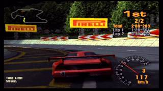 Gran Turismo 3 Store Demo Vol. 2 Gameplay
