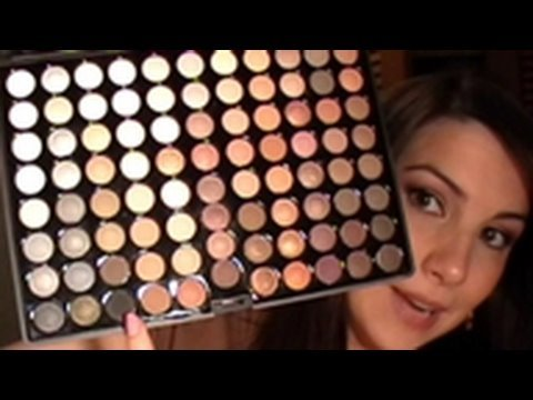 Coastal Scents 88 Warm Palette Review/Tutorial