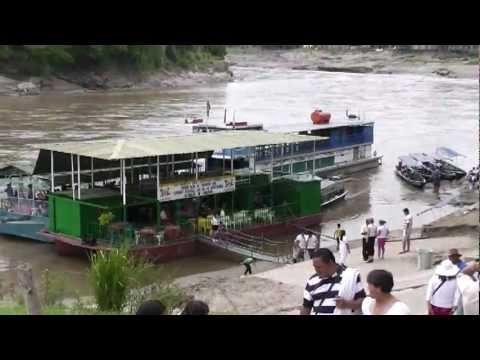 La Barca del Capitan Rozo -Girardot-Rio Magdalena-
