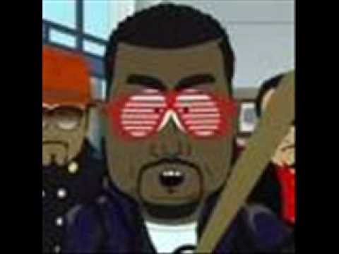 Download the video at http://www.youtube.com/download_my_video?v=8fsDNBRLwCg or Download the song @ http://www.officialhiphop.net/ South Park Kanye West Gay Fish-Kanye west replied...