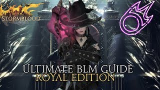 FFXIV - Ultimate Black Mage/BLM Guide (Patch 4.58)