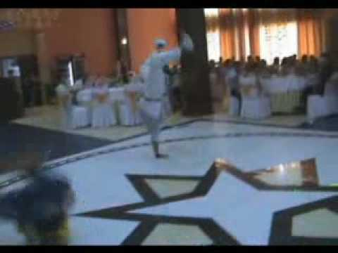 Breakdance in Wedding - Breakdance ne Dasme