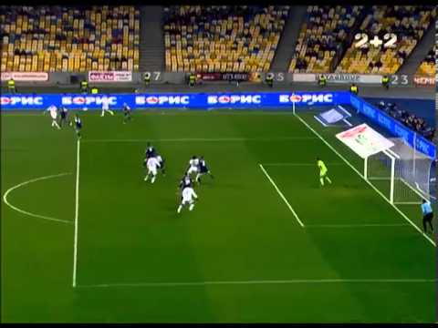 Динамо - Говерла - 3:0. Обзор матча