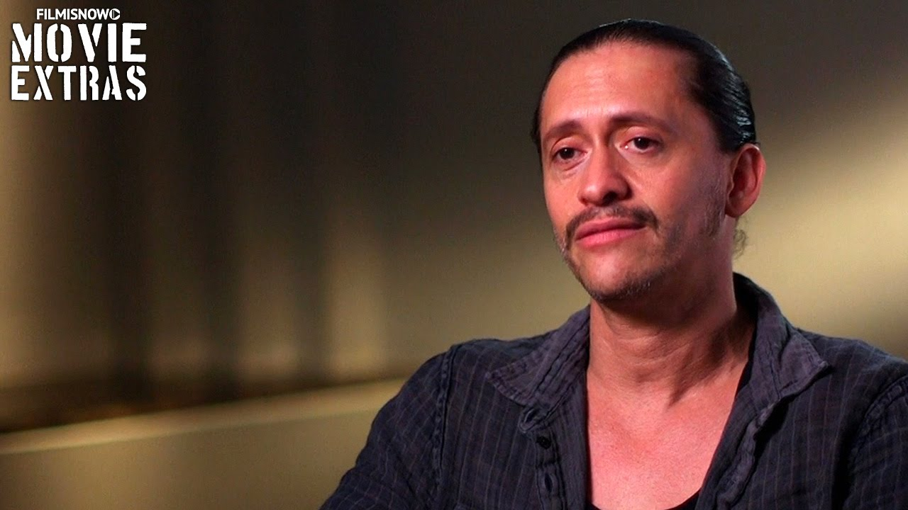 Triple 9 (2016) Behind The Scenes Movie Interview - Clifton Collins