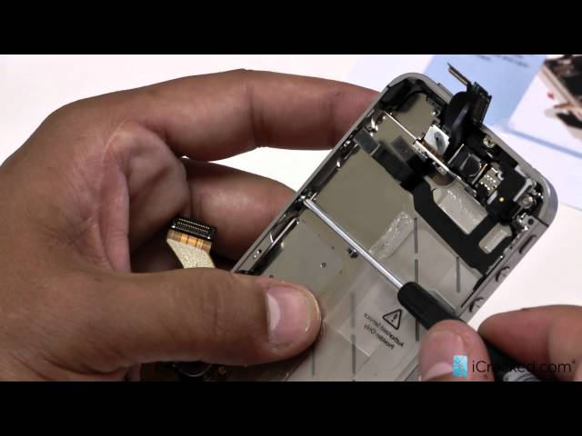 Official iPhone 4S Screen / LCD Replacement Video & Instructions - iCracked.com