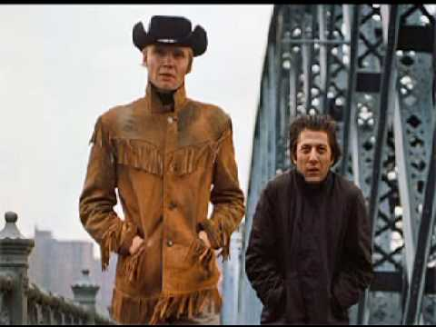 Midnight Cowboy soundtrack Everybody's Talkin' di Fred Neil, cantata da Henry Nilsson Un uomo da marciapiede Dustin Hoffman Jon Voight...Midnight Cowboy Ever...